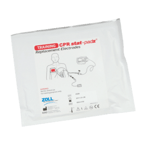 Vaihdettavat CPR Stat-Padz harjoituselektrodit