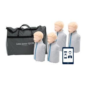 Laerdal Little Junior QCPR -elvytysnukke