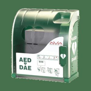 Aivia 100 -defibrillaattorikaappi sisätiloihin