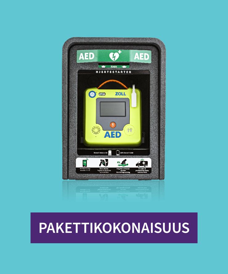 Defibrillaattorit, Pakettikokonaisuus