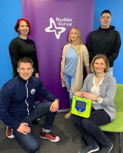 Team Sydänturva