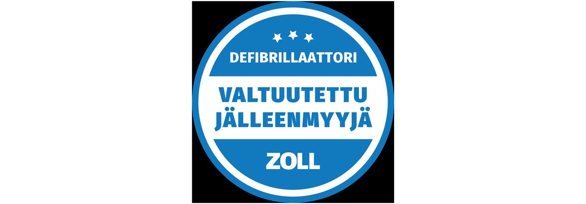 Valtuutettu ZOLL Jalleenmyyja