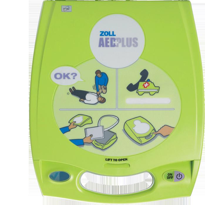 Leasing ZOLL AED Plus defibrillator